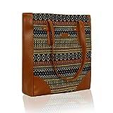 Kleio EZL3002KL-M1 Women's Canvas Tote Bag(Multicolour)