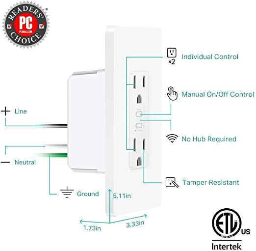 98 american lafrance wiring diagram kasa smart plug by tp link  in wall smart home wifi outlet works  kasa smart plug by tp link  in wall