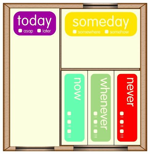 Knock Knock Mini Sticky Set, Someday