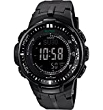 Casio Men's PRW-3000-1A Protrek Triple Sensor Multi-Function Watch