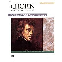 Chopin - Nocturnes (Complete): Comb Bound Book