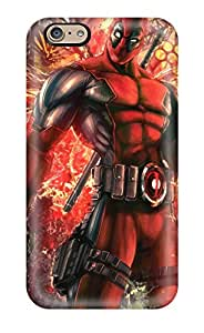 Snap-on Case Designed For Iphone 6- Deadpool