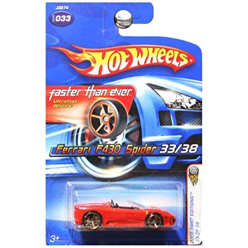 33 Ferrari F430 Spider - 7