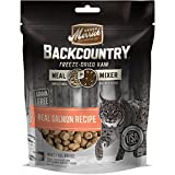 Cheap Merrick Backcountry Freeze-Dried Raw Real Salmon Recipe Meal Or Mixer Grain Free Adult Cat Food, 4 Oz.