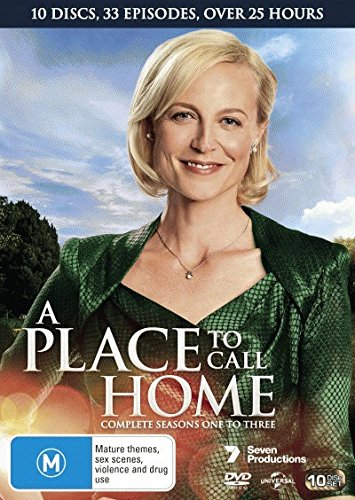 A Place To Call Home Seasons 1-3 DVD [10 Discs]