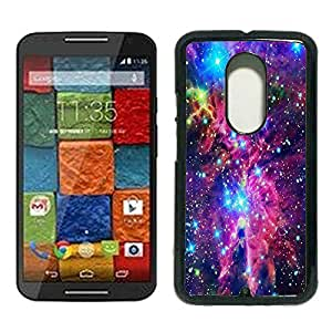 Hard Case Cover for Motorola Moto X (2nd Generation) (Hipstr Nebula)