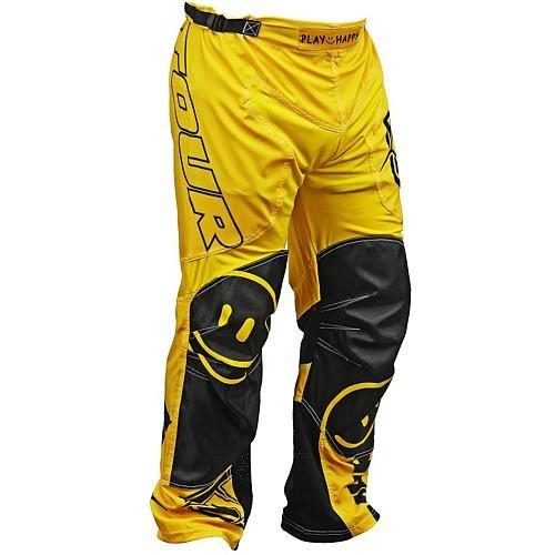 Tour Hockey HPA64HP-L Adult Code Activ Hockey Pants, Large Custom Roller Hockey Pants