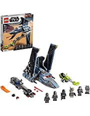 LEGO Star Wars The Bad Batch Attack Shuttle 75314Awesome Toy Building Kit with 5 LEGO Minifigures; New 2021 (969 Pieces)