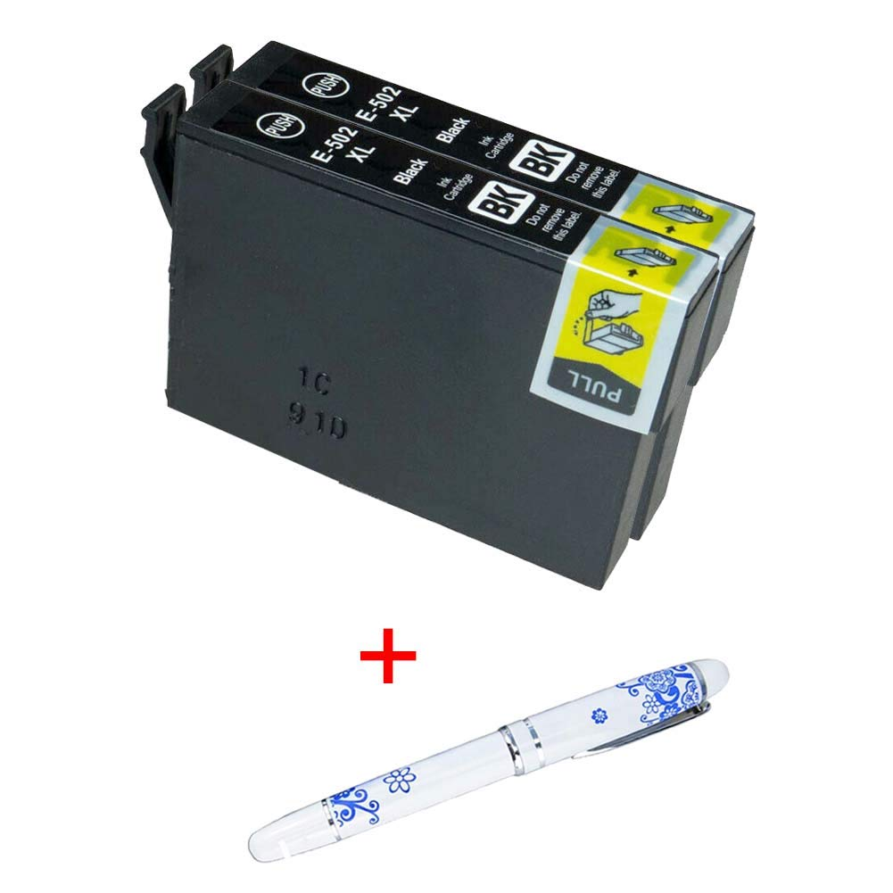 Cartuchos de Tinta 502XL 502 XL para Impresora Epson XP-5100, XP ...