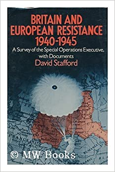Book Britain and European Resistance, 1940-45