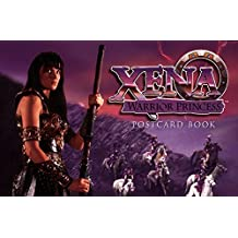 Xena Warrior Princess Postcard Book