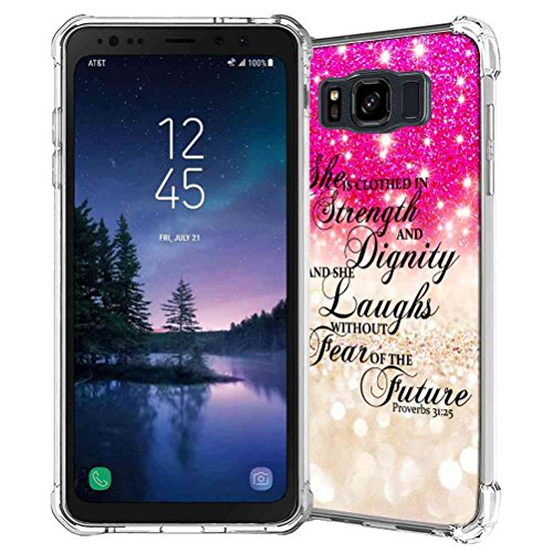 Galaxy S8 Active Case, SuperbBeast Slim Thin Scratch Resista