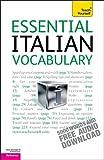 Essential Italian Vocabulary, Mike Zollo, 0071736816