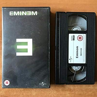Eminem-E [Reino Unido] [VHS]: Amazon.es: Eminem: Cine y Series TV