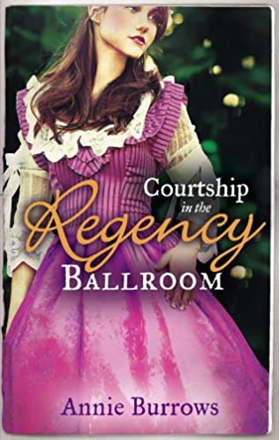 book cover of Courtship in the Regency Ballroom