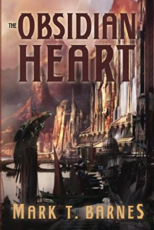 book cover of The Obsidian Heart