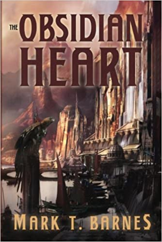 The Obsidian Heart (Echoes of Empire)