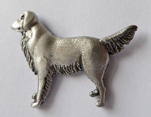 Pin Tin Golden Lp1252 Lapel Retriever 8wCntqR