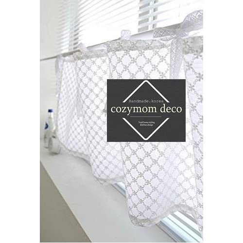 Sheer Cafe Curtains Amazon Com