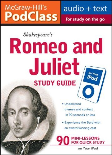 Shakespeare's Romeo and Juliet: Study Guide