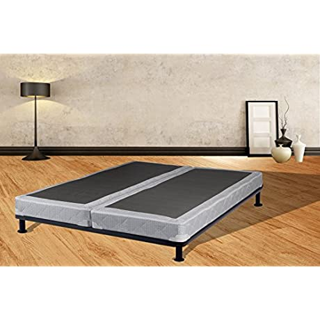 Spinal Solution Full XL 5 Fully Assembled Split Box Spring For Mattress Luxury Collection