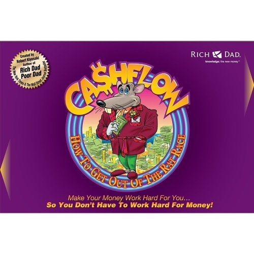 CASHFLOW 101(Discontinued by manufacturer) (Estate Board Real Game)