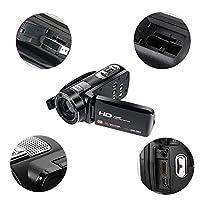 Digital Camera Camcorder, Weton Full HD 1080P Video Camera by Weton