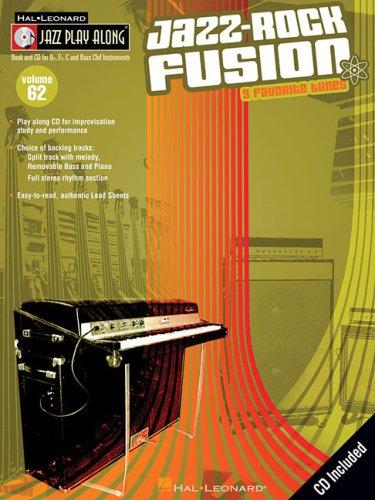 - Jazz-Rock Fusion: Jazz Play-Along Volume 62