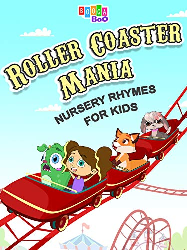 Roller Coaster Mania - Nursery Rhymes For Kids on Amazon Prime Video UK