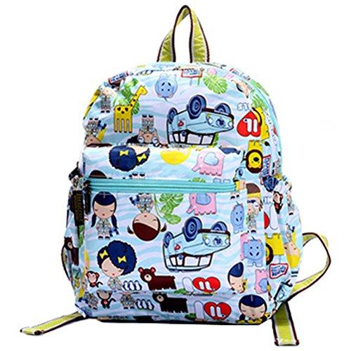Netter Rucksack-Beutel-Pack Taschen für Kinder Kinder perfekte Geschenk, D