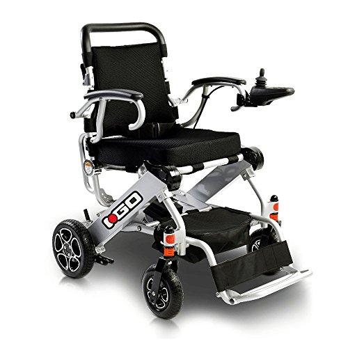 Pride Mobility i-Go Folding Portable Powerchair