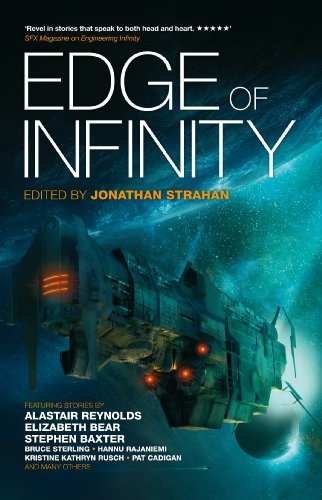 Edge of Infinity (The Infinity Project Book 2) ()