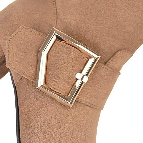 Stivali Aiyoumei Stivali Classici Pink Stivali Pink Aiyoumei Classici Classici Donna Aiyoumei Donna 4qw8qdr