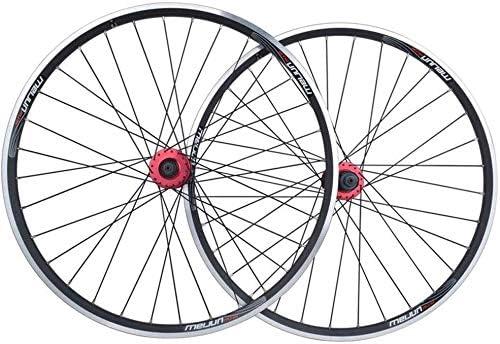Knoijijuo Rueda de Bicicleta de montaña situado 26 Pulgadas, de ...