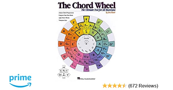 The Chord Wheel: The Ultimate Tool for All Musicians: Jim Fleser ...