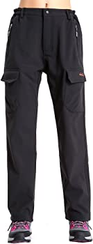 Clothin Windproof Women's Pants