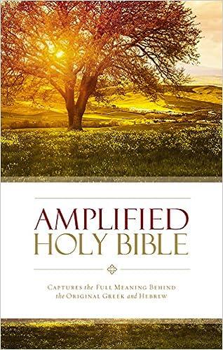 AMPLIFIED BIBLE TÉLÉCHARGER