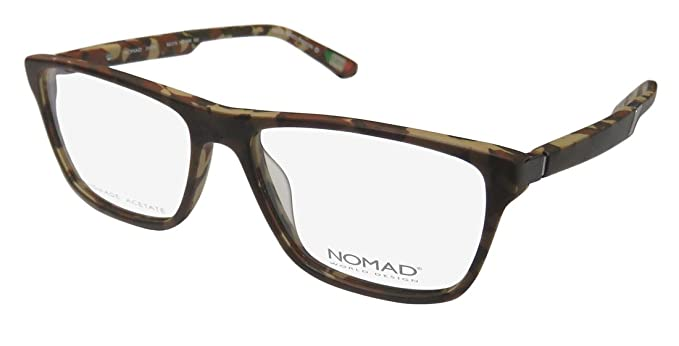 961211ca237b Nomad By Morel 2489n Mens Womens Designer Full-Rim Shape Spring Hinges  Contemporary Fabulous