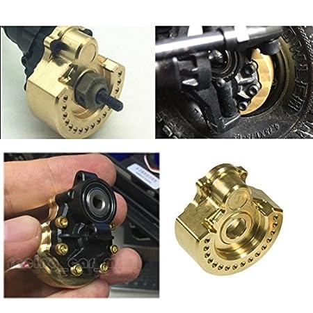 #A stile 4 Pezzi RC Wheel Heavy Weights Counterweight per Traxxas TRX-4 1//10 scala RC buggy car