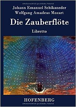Book Die Zauberflöte