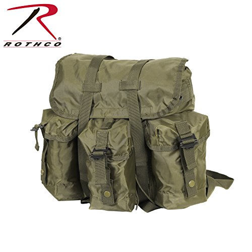 Rothco Mini Alice Pack, Olive Drab (Olive Drab Alice Pack)