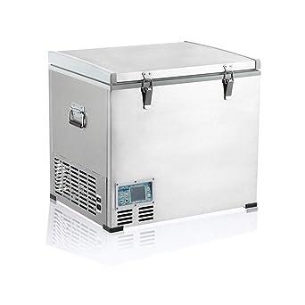 Mini caja de hielo Refrigerador portátil Mini refrigerador ...
