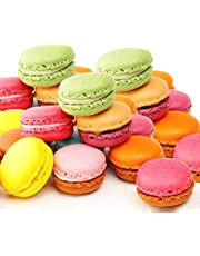 Andy Anand French Macarons Made Fresh Daily, Gift Boxed & Greeting Card, Delicious, Succulent, Divine Birthday Valentine Christmas Holiday Anniversary Mothers Father's Day