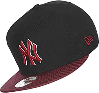 Gorra New Era: Maxd Out NY Yankees BK/GT: Amazon.es: Ropa y accesorios