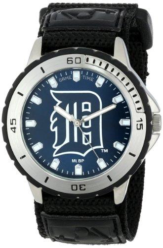 Detroit Tigers Watch (Game Time Men's MLB-VET-DET