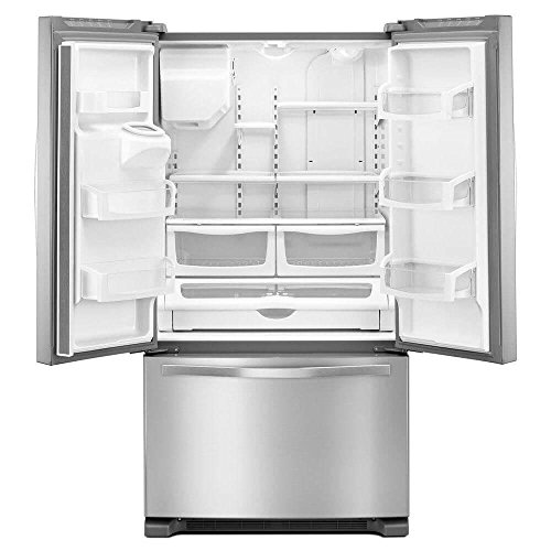 Whirlpool WRF555SDFZ 25 Cu. Ft Stainless Steel French Door...