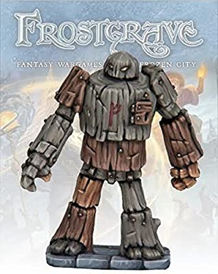 Frostgrave Large Construct - FGV305 from Warlord Games