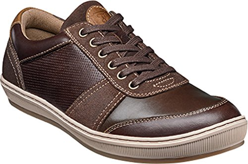 Florsheim Mens Venue Moc Toe Lace-up Marrone