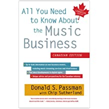 All You Need to Know About the Music Business: Canadian Edition