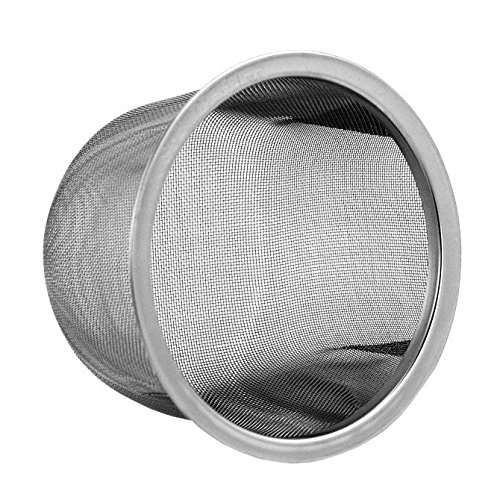 Details about Teapot Tea pot Replacement Stainless Steel Mesh Strainer Infuser (78-84mm diameter) Teapot Strainer